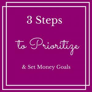 money-goal