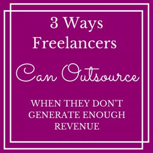 Freelancers: How to outsource