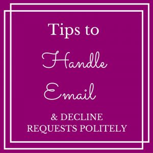 tips-to-handle-email-and-decline-requests-politely