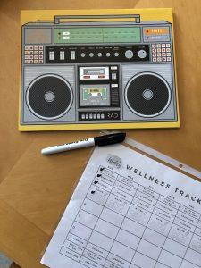 health and wellness tracker