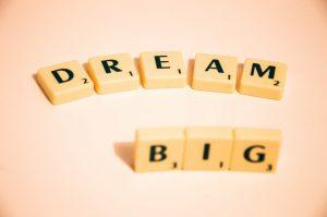 creating a dream list