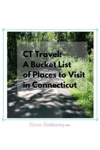CT Travel: A Bucket List of Places to Visit in CT