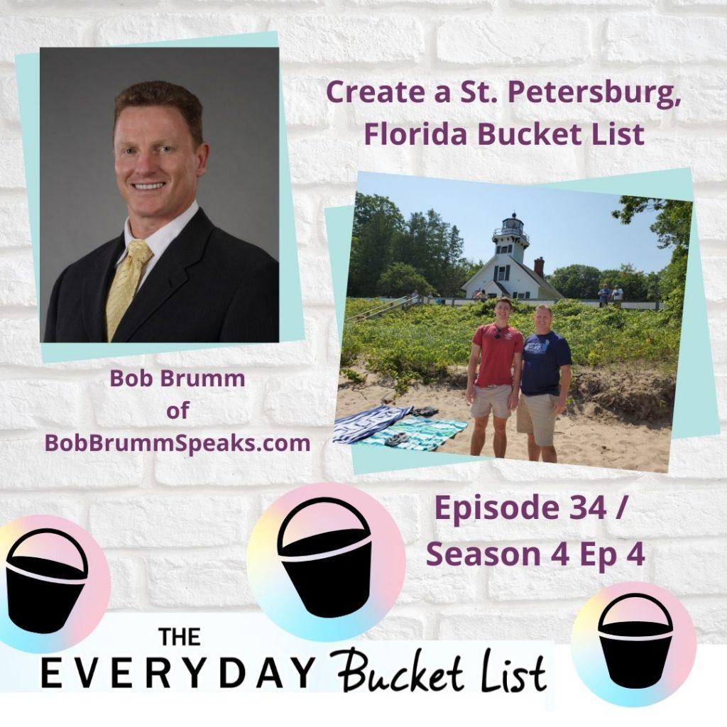 St. Petersburg Florida Bucket List