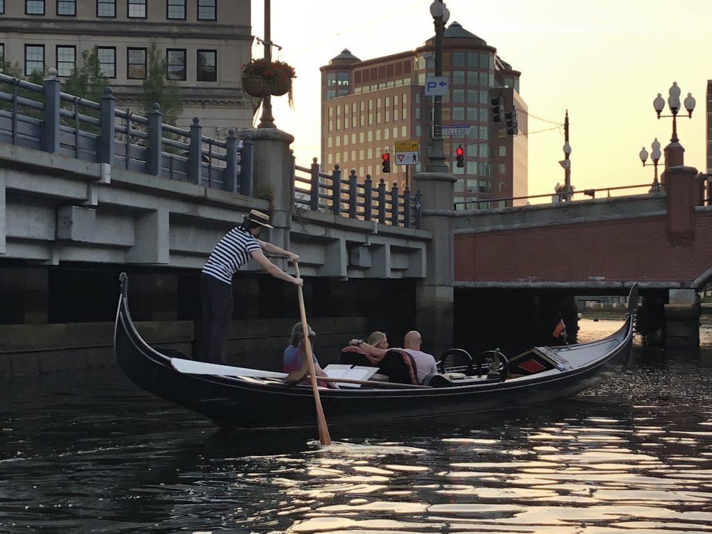 rhode island weekend getaway gondola ride