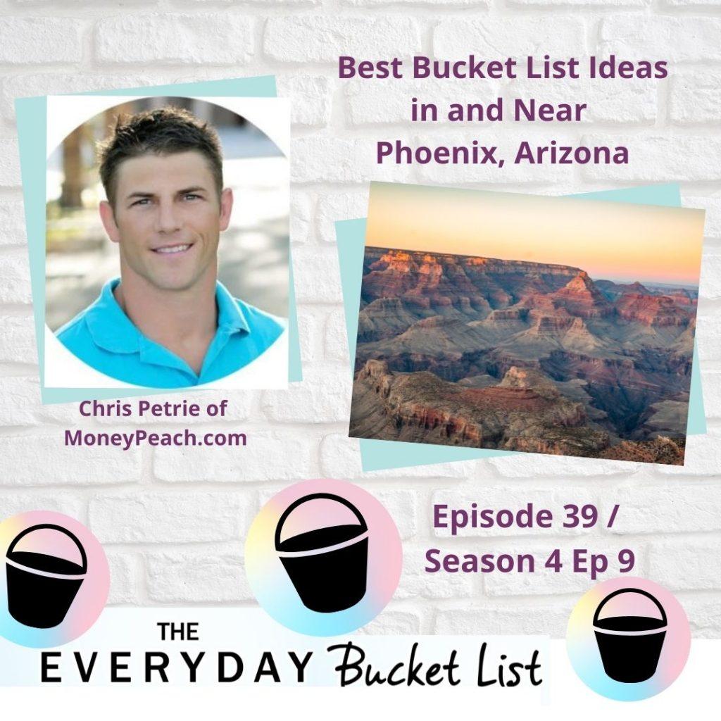 bucket list ideas phoenix arizona